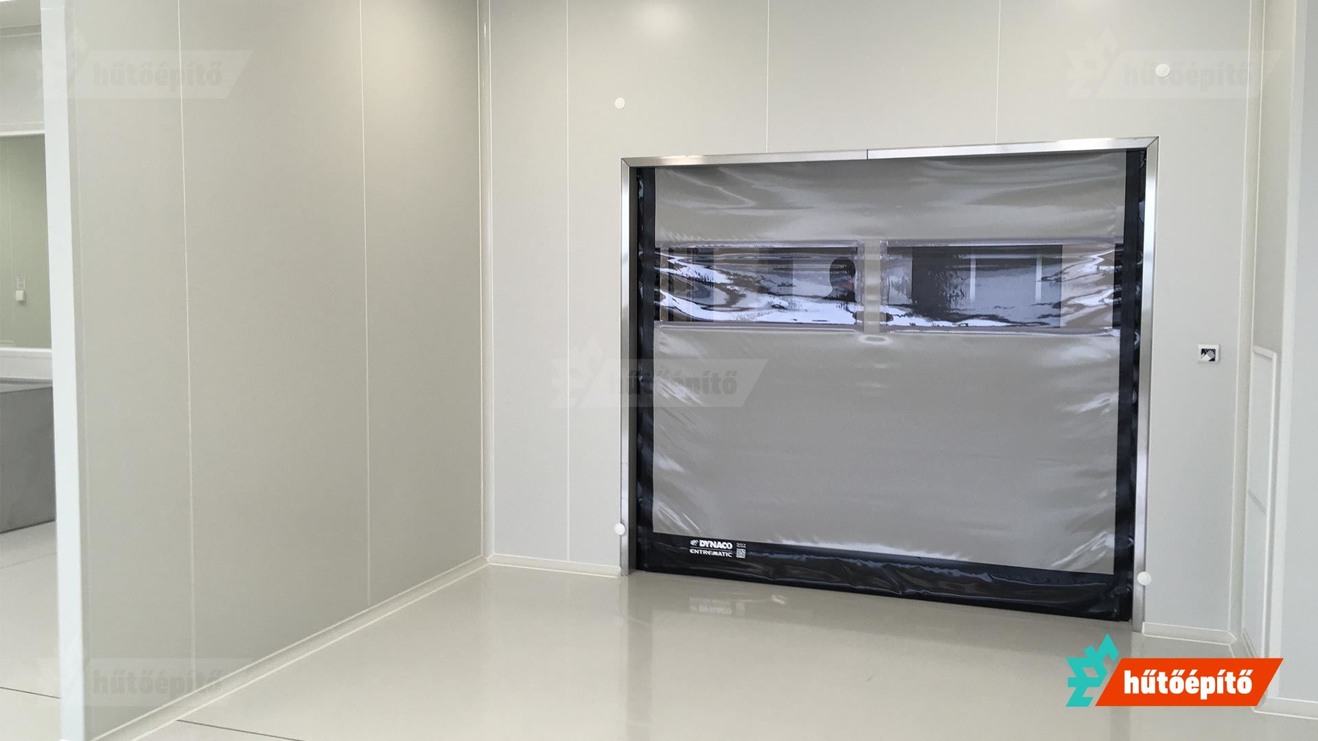 hűtőépíto klíma és teszt teszkamra építés