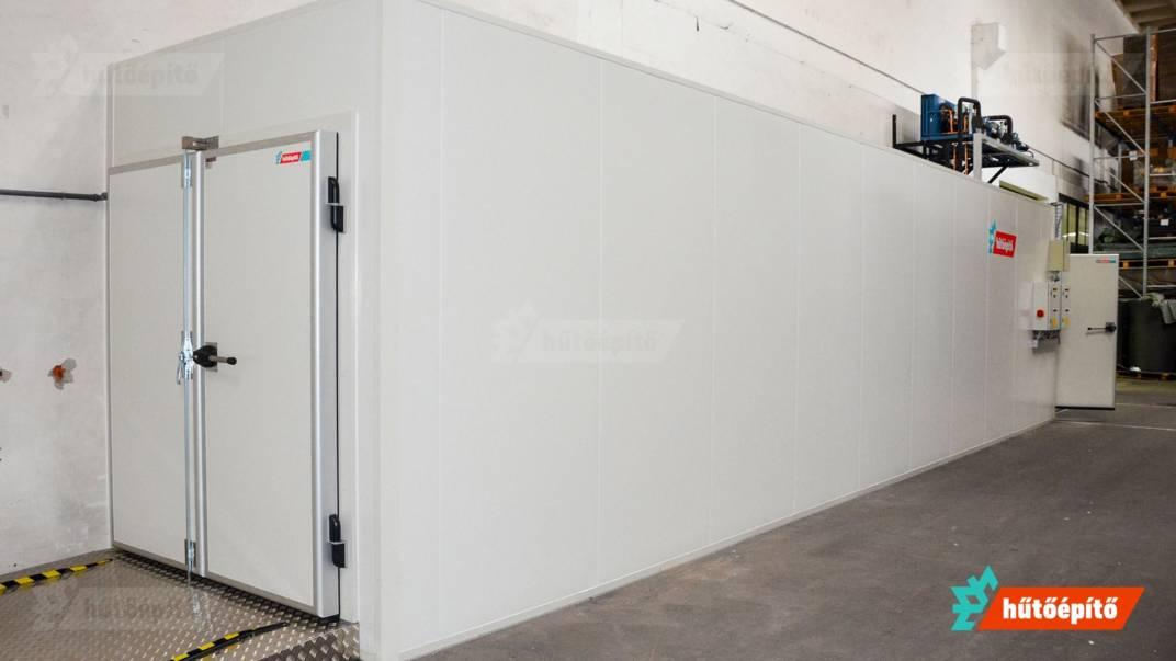Egyedi méretű hűtőkamra