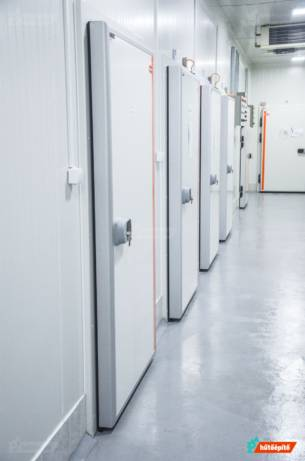 IDH80 és IDH100 hűtőkamra ajtók