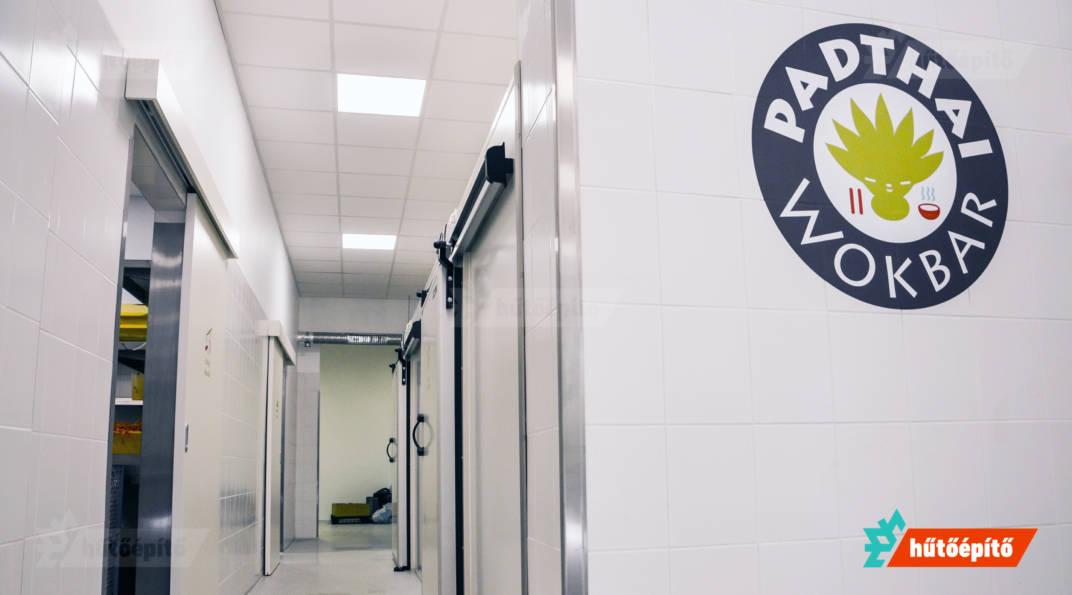 Hűtőkamráink megfelelő alapot adnak a nagy forgalmú hálózat hűtési feladataihoz.