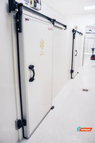 A Pad Thai új modern fast casual éttermeiben új hűtőkamrákat telepítettünk